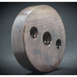 Iowa Hunting Products Black Walnut/Aluminum Pot Call