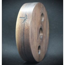 Iowa Hunting Products Black Walnut/Slate Pot Call