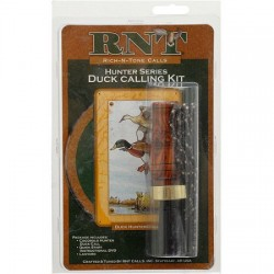 Rich-N-Tone Hunter Series Bocote Duck Call & DVD