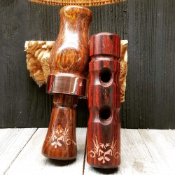 Coon Creek Cocobolo Call & Whistle