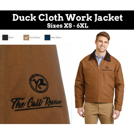 The Call Reserve Men's Work Jacket