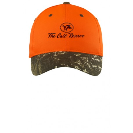The Call Reserve Blaze Orange Hat