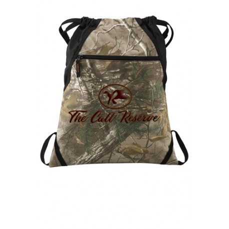 The Call Reserve Camouflage Cinch Bag